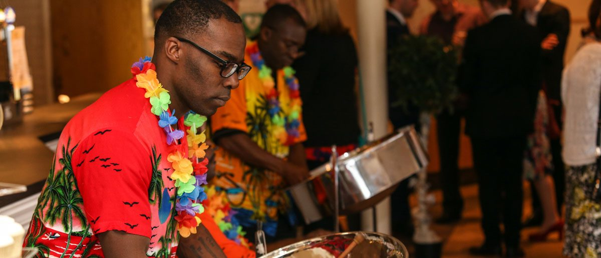 Caribbean Steel Bands for Hire