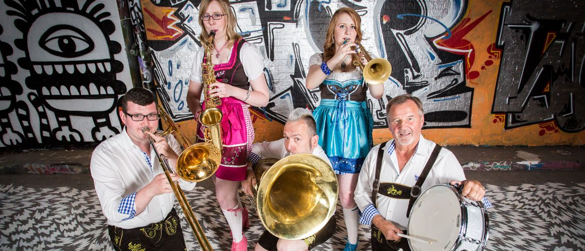 German Oompah Bands for Hire